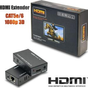 HDMI Extender by UTP cat5e/6 1218.358