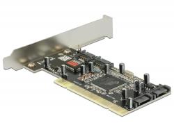 PCI Card > 4 x internal SATA with RAID