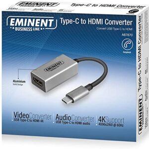 USB Type-C to HDMI 4K @ 60Hz converter