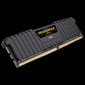 VENGEANCE® LPX 16GB (2 x 8GB) DDR4 DRAM 3200MHz C16 Memory Kit – Black