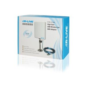 R-LIVE CF-N10 USB Wireless Lan WiFi Adapter with 10m cable